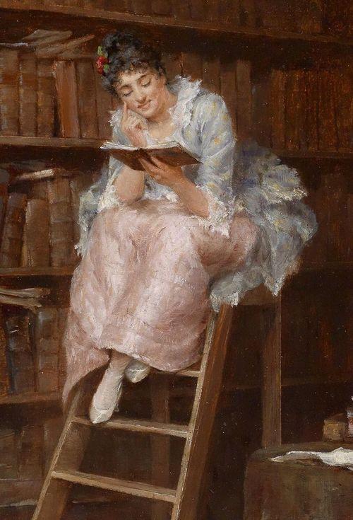 La lecture, une porte ouverte sur un monde enchanté (F.Mauriac) - Page 5 Cb4b2510
