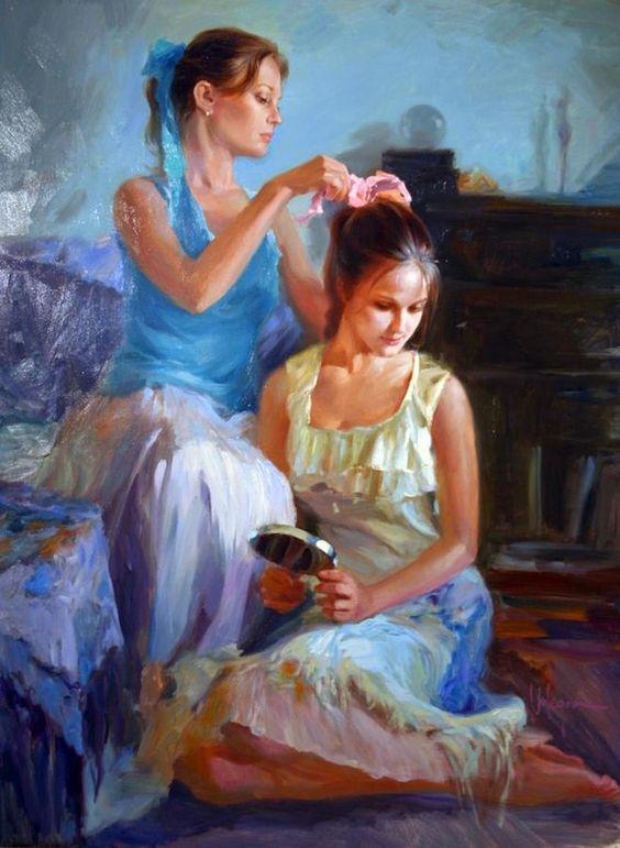 La  FEMME  dans  l' ART - Page 10 Ce329b10