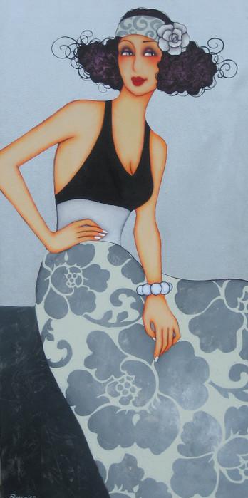La  FEMME  dans  l' ART - Page 6 Corinn10