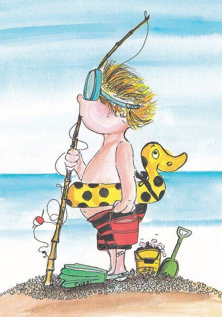 """Illustrations ... pour l'été ... Plage et """"farniente"""" ... - Page 13 Dc779d10"""