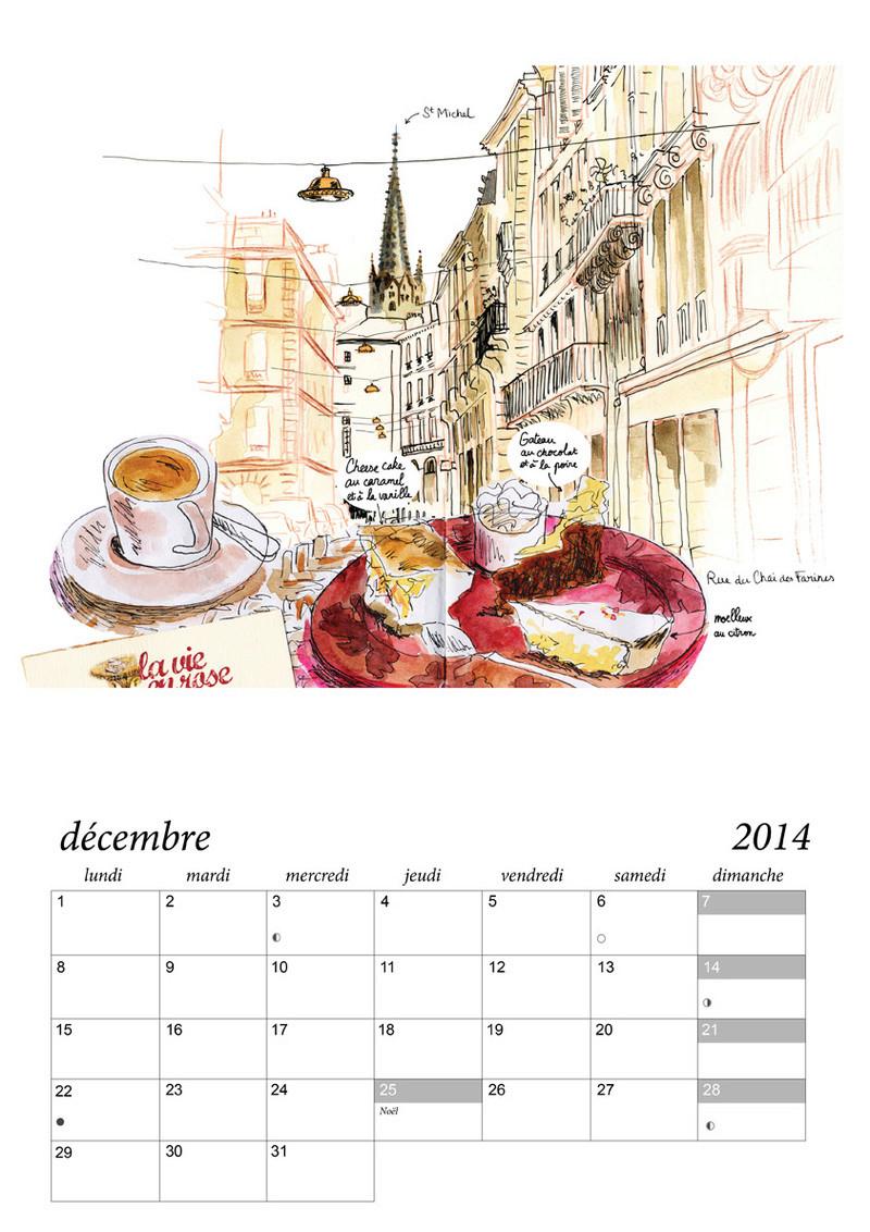 CALENDRIERS ORIGINAUX DES MOIS DE L ANNEE PAR ORDRE ALPHABETIQUE - Page 38 Dec10