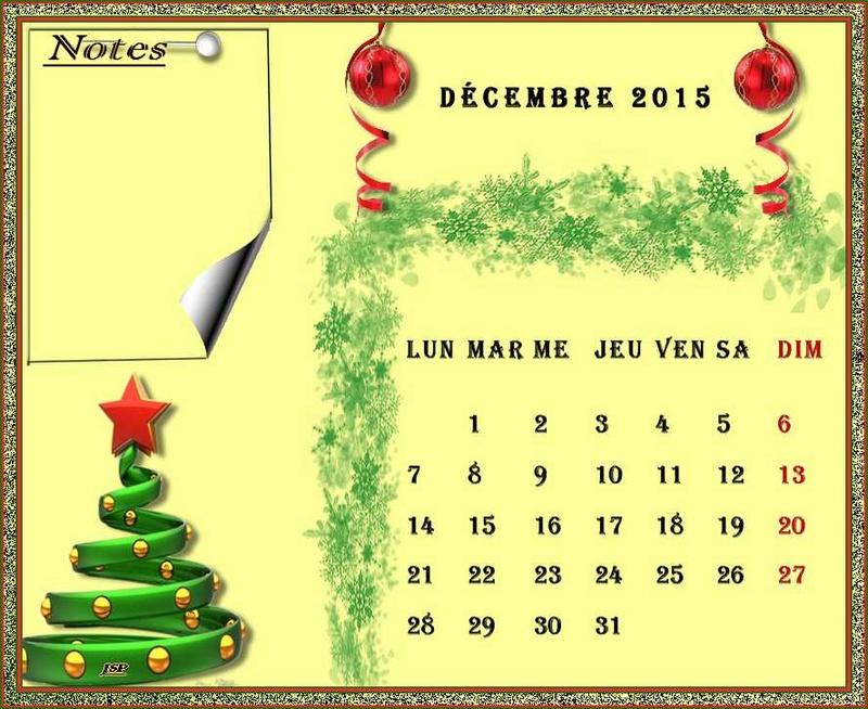 CALENDRIERS ORIGINAUX DES MOIS DE L ANNEE PAR ORDRE ALPHABETIQUE - Page 40 Dec_2010