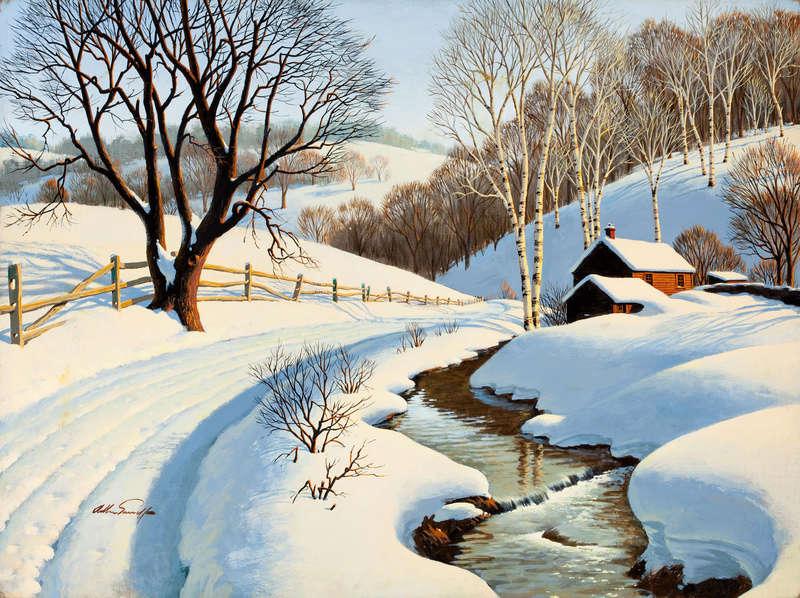 Tous les paysages en peinture. - Page 3 Drawn_10