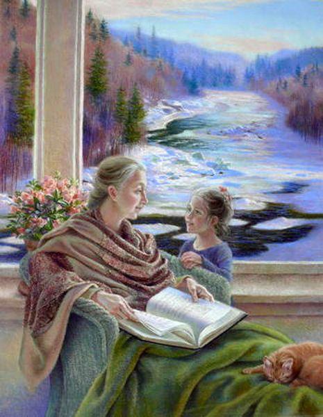 La lecture, une porte ouverte sur un monde enchanté (F.Mauriac) - Page 5 E524eb10