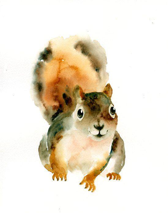 Les animaux peints à l'AQUARELLE - Page 3 Ea926610