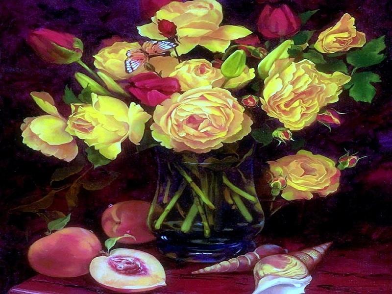Le doux parfum des roses - Page 6 Flower11