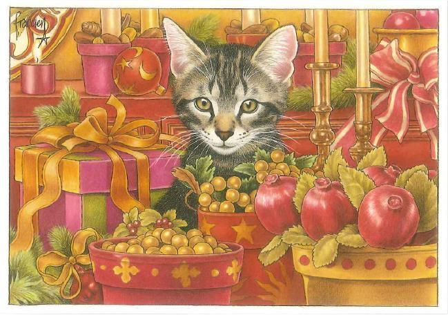Les chats - Page 22 Franci12