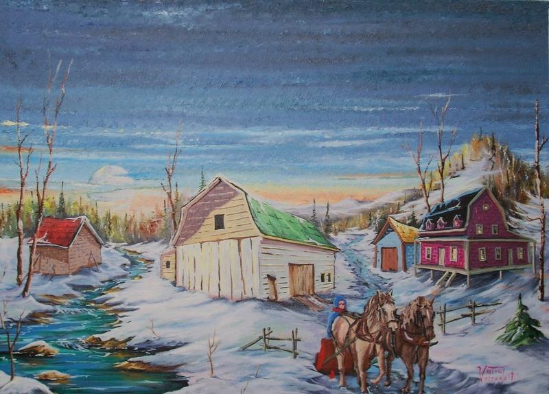 Tous les paysages en peinture. - Page 5 I2161410