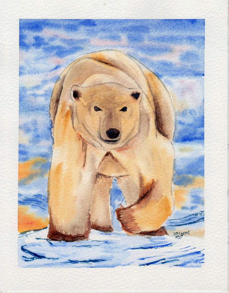 Les animaux peints à l'AQUARELLE - Page 2 Il_ful27