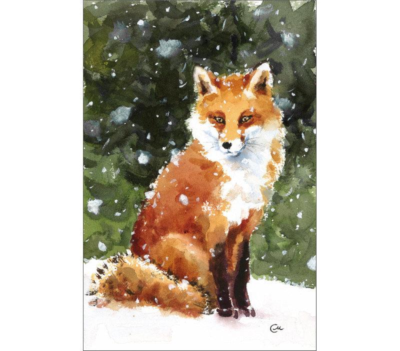 Les animaux peints à l'AQUARELLE - Page 4 Il_ful44