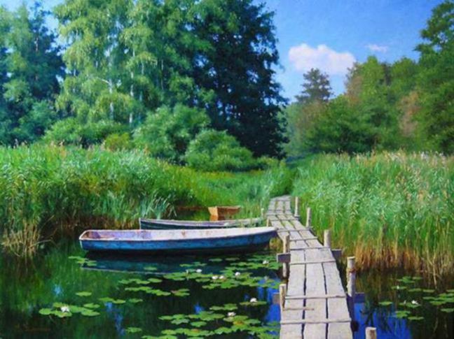 L'eau paisible des ruisseaux et petites rivières  - Page 6 Kirich10