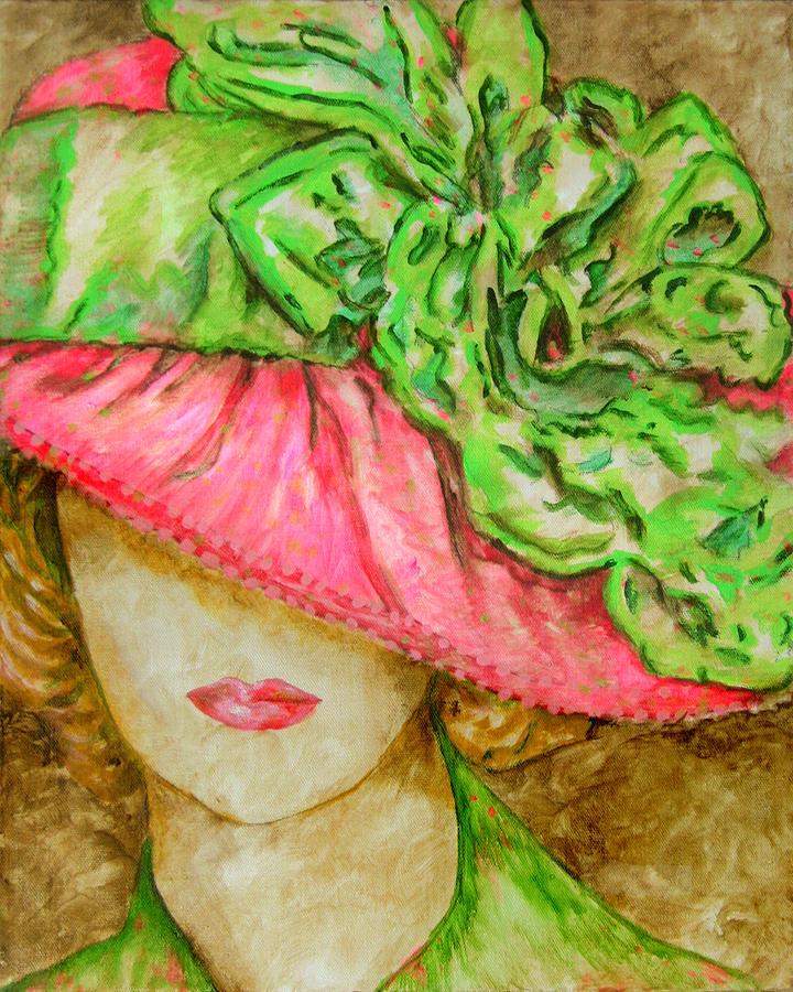 """Des élégantes  """"chapeautées"""" ... - Page 8 Laura-10"""