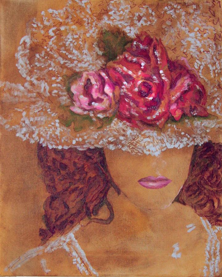 """Des élégantes  """"chapeautées"""" ... - Page 8 Laura_10"""