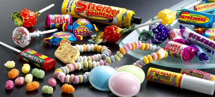 Les bonbons de ma jeunesse. Mainba10