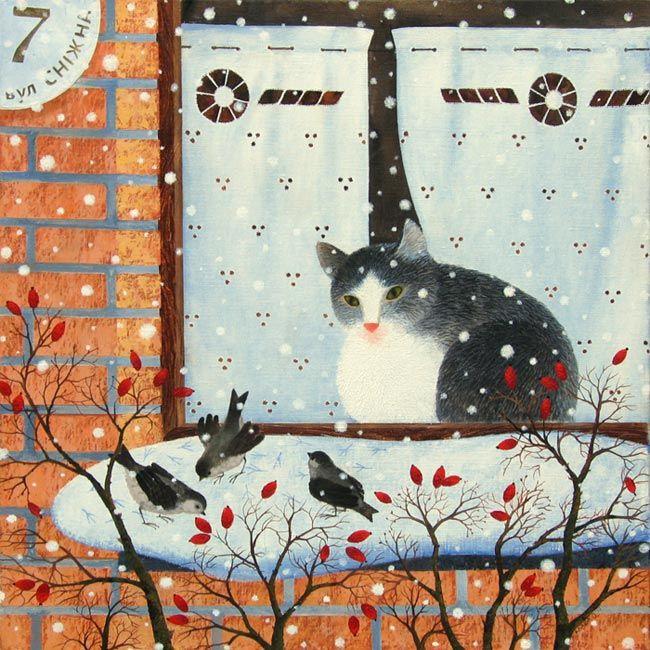 Les chats - Page 22 Olga_k11