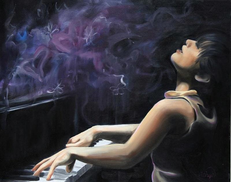 """"""" La Musique adoucit les moeurs """" ( Aristote ) - Page 2 Playin10"""