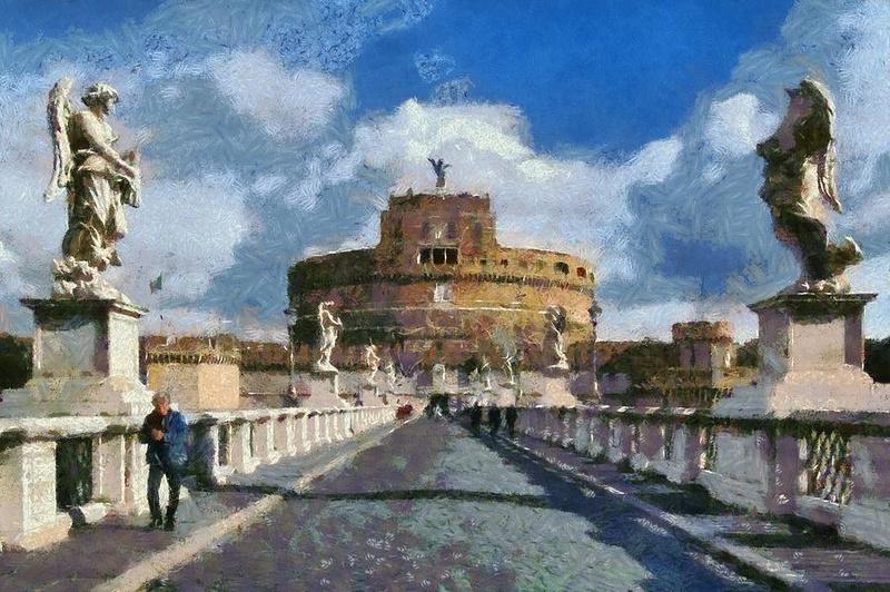 L' Italie ... - Page 7 Rome_310