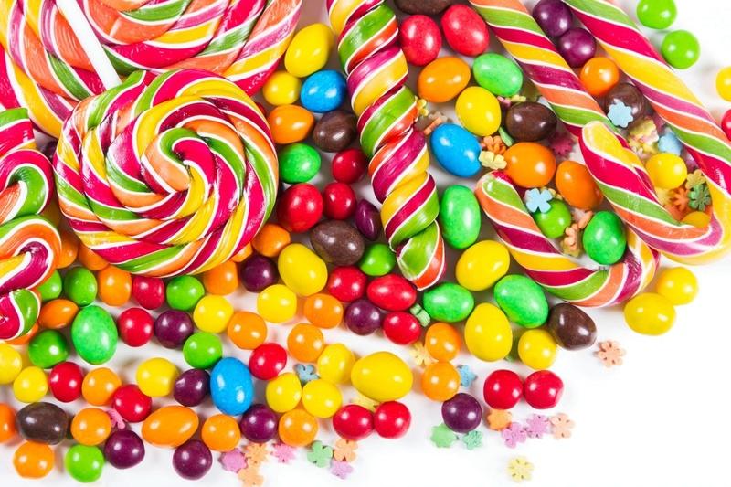 Les bonbons de ma jeunesse. Sweets10