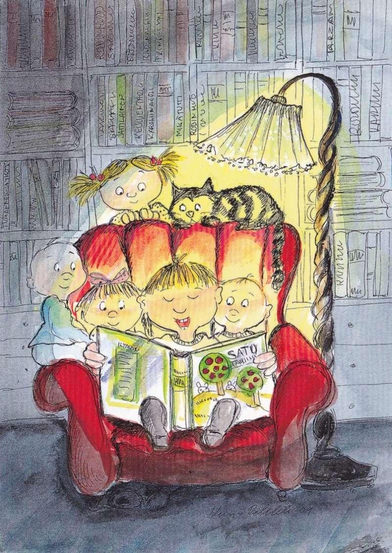 La lecture, une porte ouverte sur un monde enchanté (F.Mauriac) - Page 6 Virpi_10