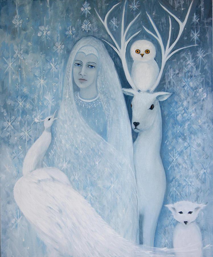 La  FEMME  dans  l' ART - Page 7 Winter14