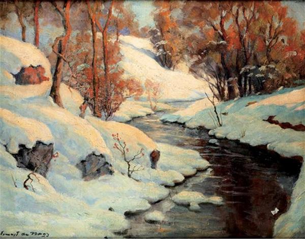 L'eau paisible des ruisseaux et petites rivières  - Page 11 Winter23