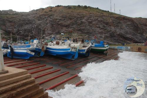 [Maroc Camp/Dernières nouvelles] cote mediterraneenne 0910