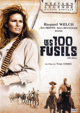 Les cent fusils . 100 Rifles . 1968 . Tom Gries . Les-1012