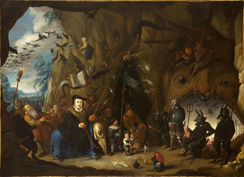 « Luther est en Enfer », nous disent des Révélations Privées ! Cat38a10