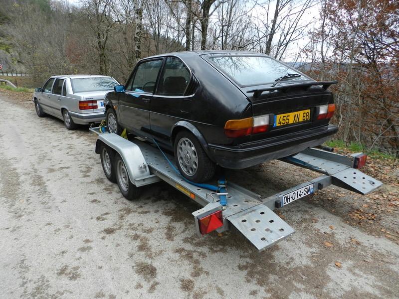 Alfasud 1978 1500 TI restauration préparation Dscn6110