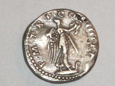 Denier d'argent Trajan _110