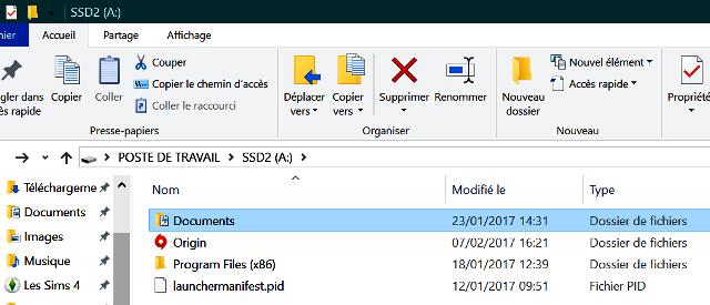 Installer les Sims intégralement sur un Autre Disque & Optimiser l'espace. [PC] Sans_t25