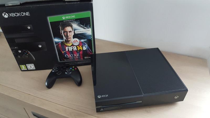 [VDS] Xbox one + 8 jeux 20161015