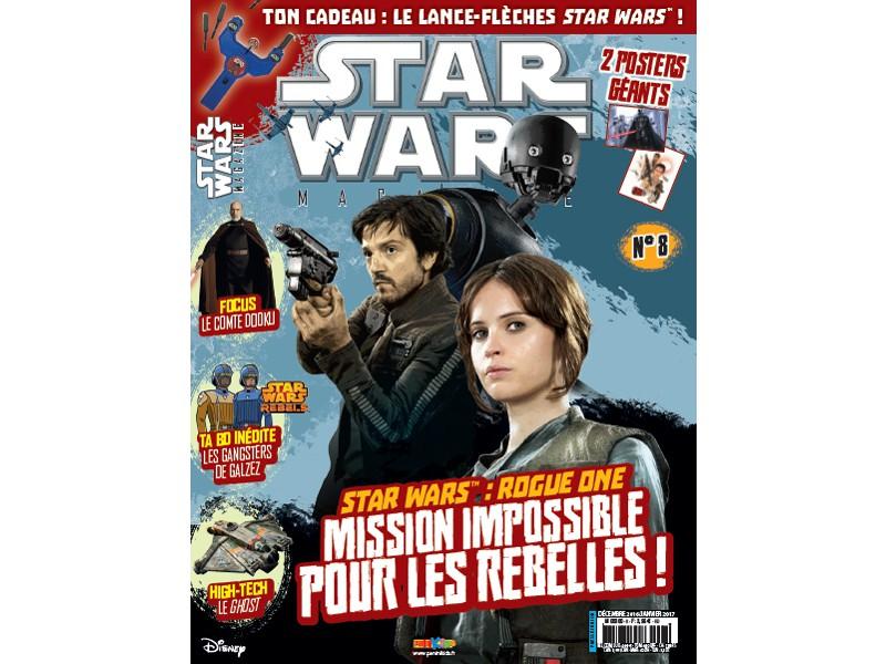 STAR WARS KIDS MAGAZINE #8 Fstwm010