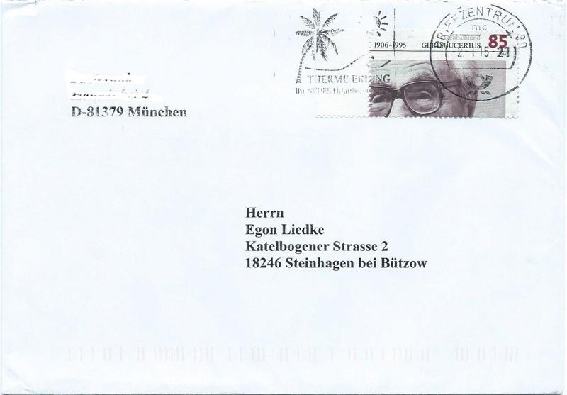 Stempel Deutsche Briefzentren 80 - 89 2015_010