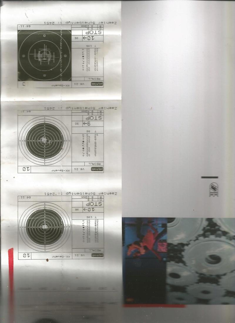 Quelles sont vos distances de tir et grouping avec une 22lr ? - Page 2 Scan0021