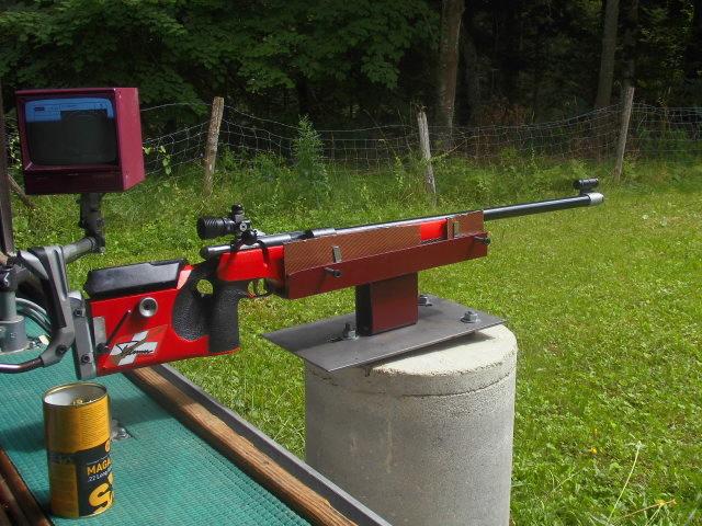 Tests de canons 22LR au banc test, étau ou autre Tanner67