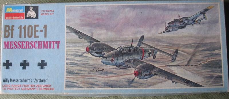 [Monogram] Bf 110 E Il approche de la fin, enfin! Img_0544