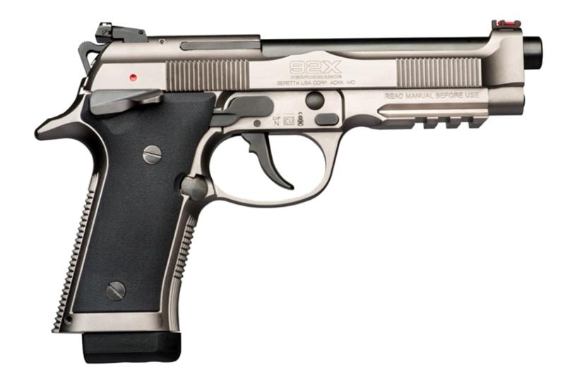 Nouveau Beretta 92X Performance 92xper10
