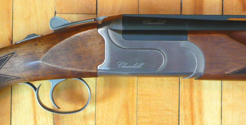 fusil churchill avis  Akkar-12