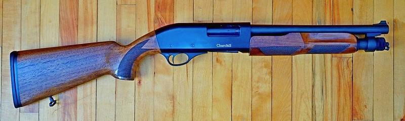 Le fusil à pompe CHURCHILL, en vaut-il la peine??? Church13