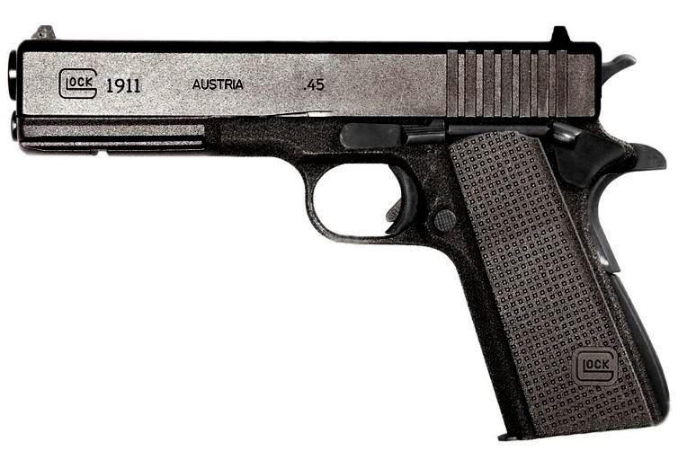 Glock est entrain de m'avoir !! G-191110