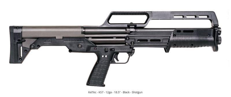 "Le KelTec KS7, petit fusil à pompe de type ""bullpup"" Keltec10"