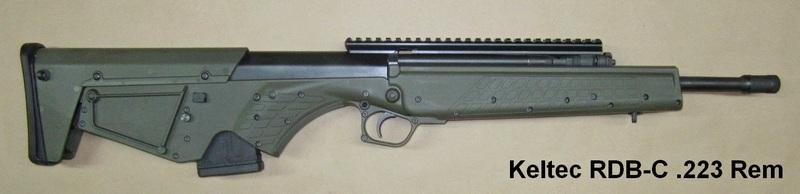 L'arme la plus laide du monde Keltec12