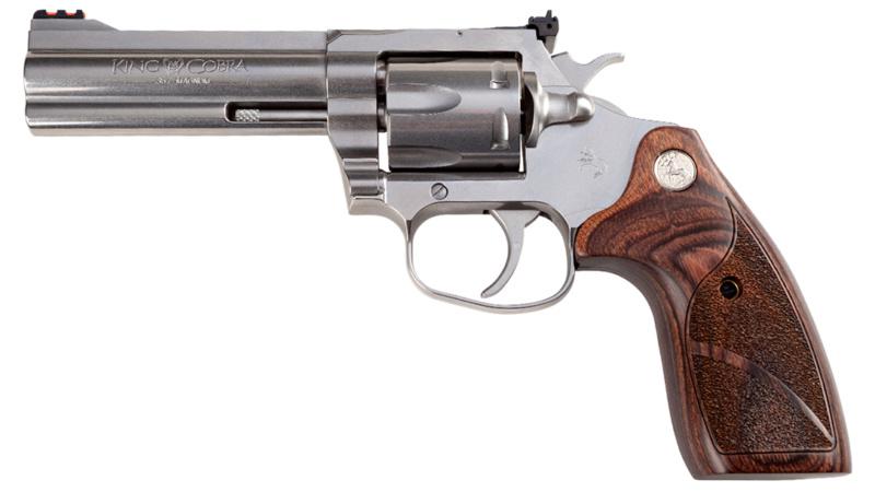 Nouveau revolver Colt King Cobra Target King_c10