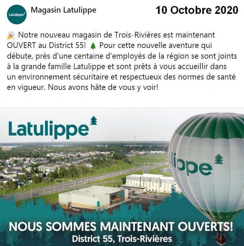 Le nouveau magasin Latulippe à Trois-Rivières est ouvert Latuli11