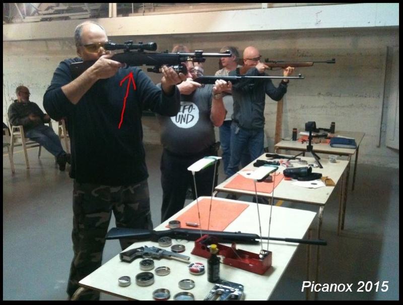 carabine Crosman Co2 répeatair 1077 Nikko-10