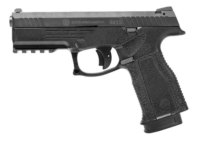Pistolet 9mm Steyr L9-A1 Steyr_10