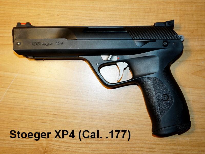 Armes à air et carabines .22lr de Picanox Stoege13