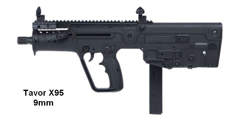 armes que vous ne pouvez pas avoir  Tavor-10