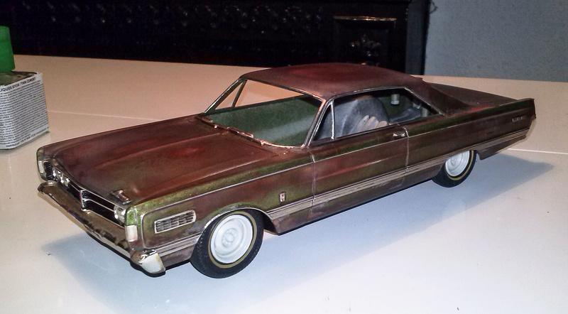Merc 1966 Monterey junkyard Cam03011
